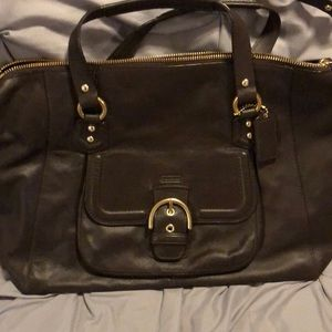 Coach Campbell tote